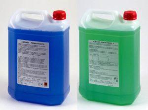 Teplonosné kvapaliny AGRIMEX