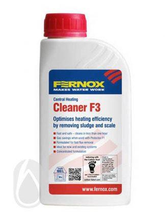 cistenie vykurovania kvapalina fernox F3